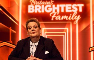 Britain's Brightest Family - Anne Hegerty