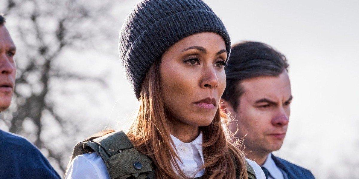 Jada Pinkett Smith as Helen Thompson in Angel Has Fallen (2019)