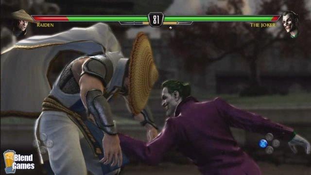 Mortal Kombat Vs DC Universe Fighting Modes Tutorial #4088