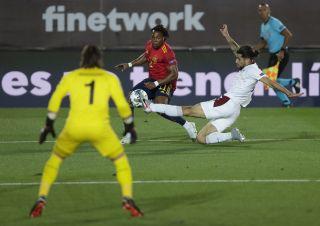 Spain Switzerland Nations League Soccer