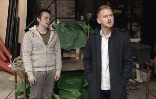Coronation Street spoilers: Gary fires Seb Franklin!