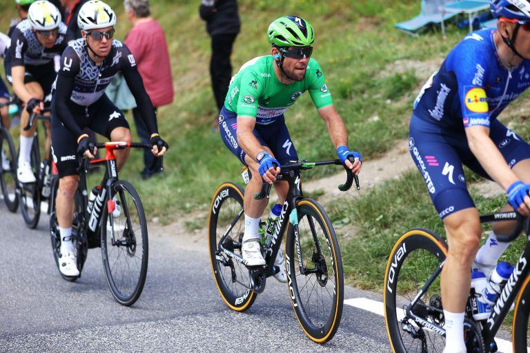 Mark Cavendish at the Tour de France