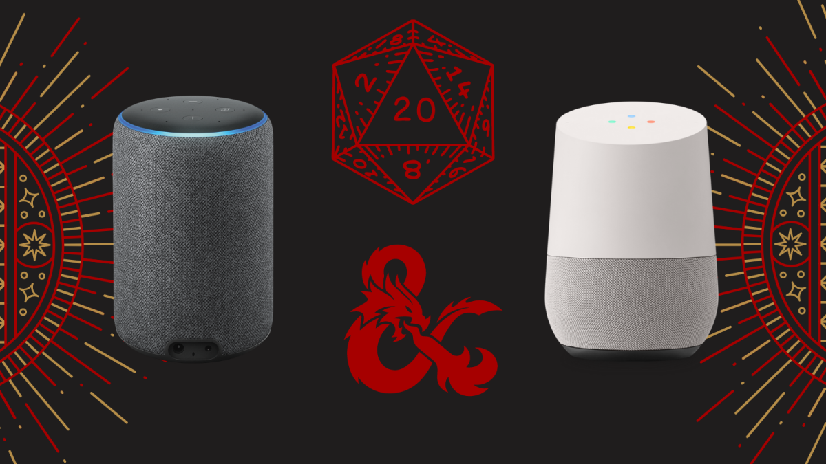 Spice up your DnD games with a smart speaker - Techradar