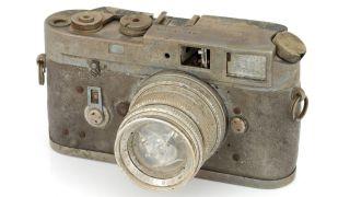 Leica M4, BBQ edition