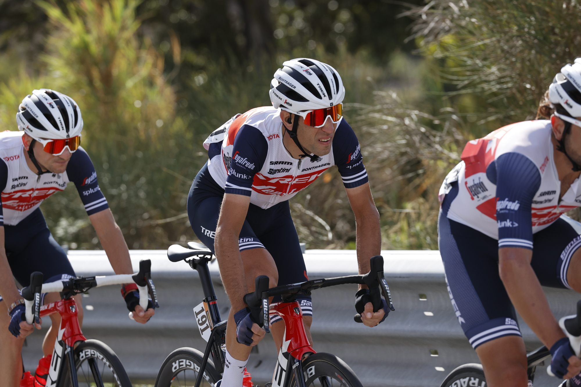Giro dItalia 2020 103th Edition 6th stage Castrovillari Matera 188km 08102020 Vincenzo Nibali ITA Trek Segafredo photo Luca BettiniBettiniPhoto2020
