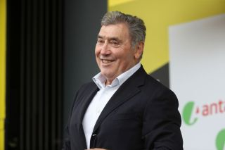 Eddy Merckx at the 2019 Tour de France