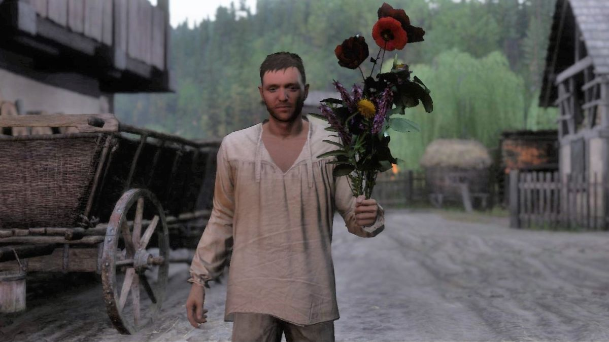 Kingdom Come: Deliverance is free for the weekend on Steam