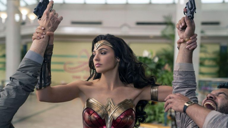 Wonder Woman 1984 (also marketed as WW84: Wonder Woman 1984) is an upcoming American superhero film based on the DC Comics character Wonder Woman.