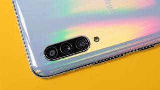 Neues Smartphone Samsung mit Pop-Up-Kamera?