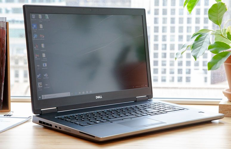 Dell Precision 7730 - Full Review and Benchmarks | Laptop Mag