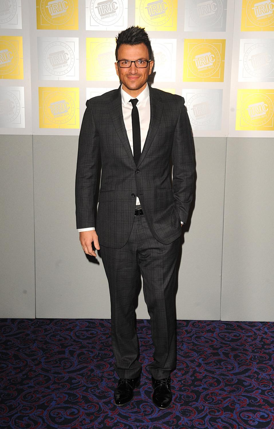Peter Andre To Front 60 Minute Makeover News Tv News