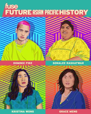 Fuse's 'Future Asian Pacific History Class of 2021' initiative