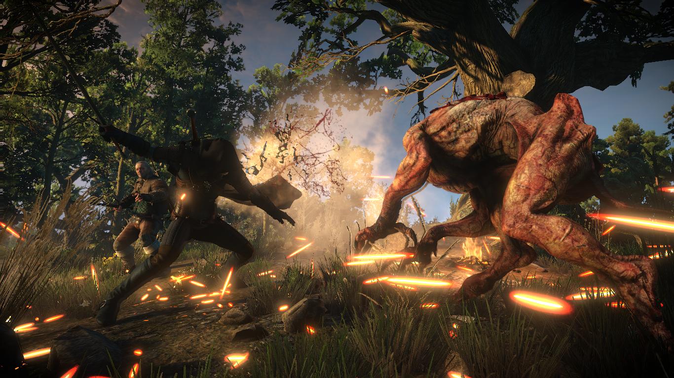 Best Witcher 3 Mods - Geralt Cloak