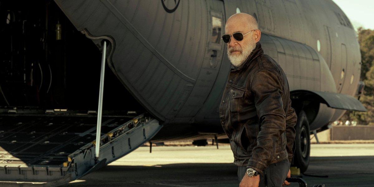 J.K. Simmons in The Tomorrow War