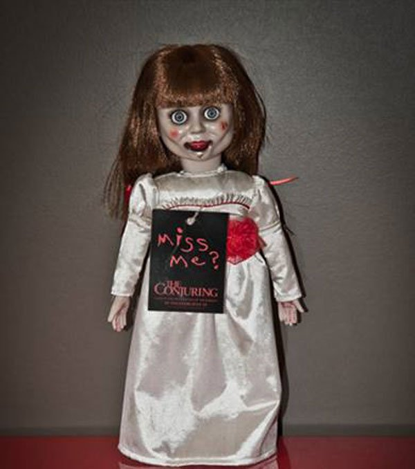 'Annabelle: Creation': The 'true' story of the evil doll star