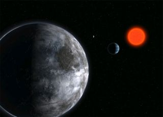 Gliese 581 d, may be one of the most potentially habitable alien worlds known.