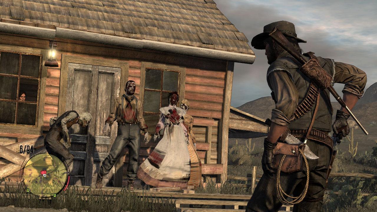 Red Dead Redemption Undead Nightmare Challenge Guide Gamesradar
