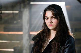 Casualty star Emily Carey as aspiring medic Grace