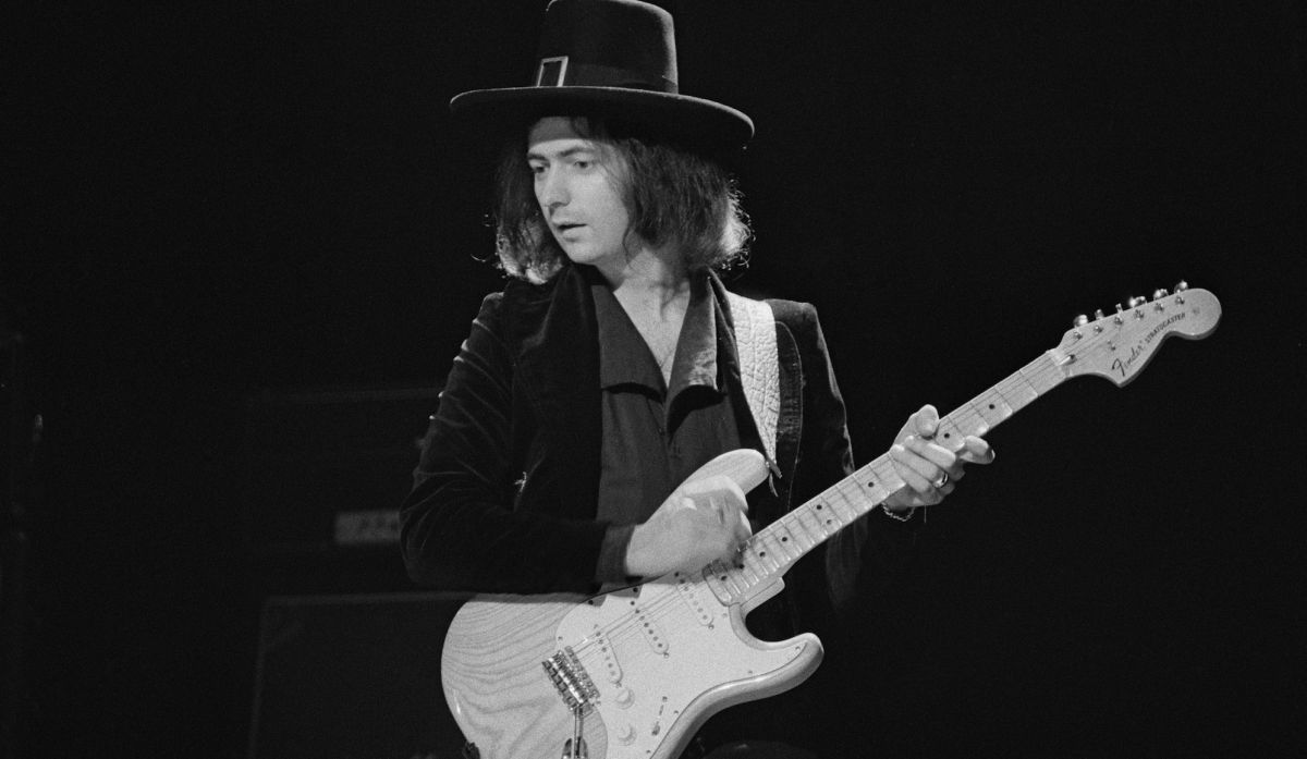 Ritchie Blackmore Talks Tremolo Bars, Hammer-Ons, Classical Influences, and More in 1973 GP Interview