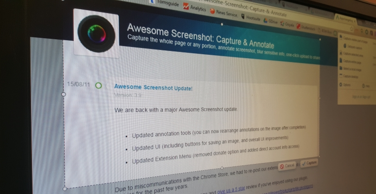 Best Screenshot Software 2019 - Mostly Free Tools and Programs