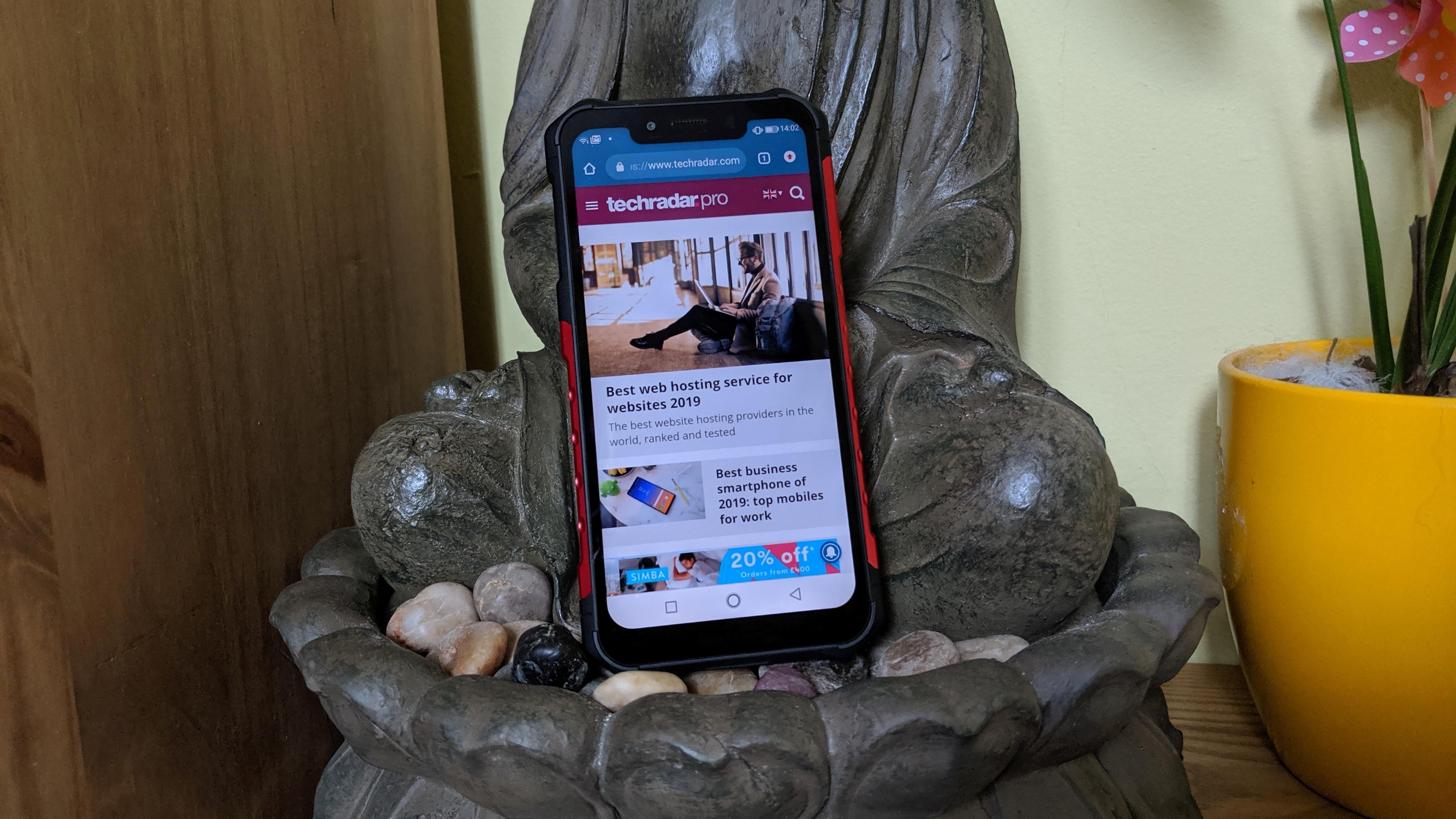 Ulefone Armor 6E rugged smartphone review | TechRadar