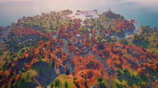 Fortnite Island