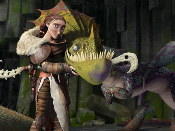 First look at cate blanchetts how to train your dragon 2 character ccuart Choice Image