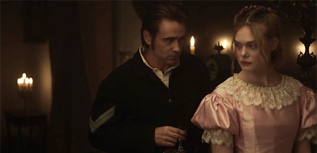 The beguiled review cinemablend for A painted devil thomas cullinan book