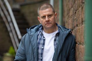 Pete Buchanan in Hollyoaks