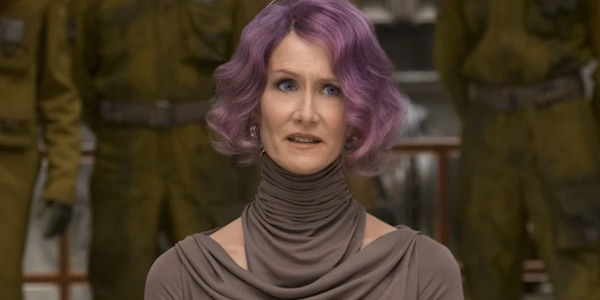 Laura Dern as Holdo