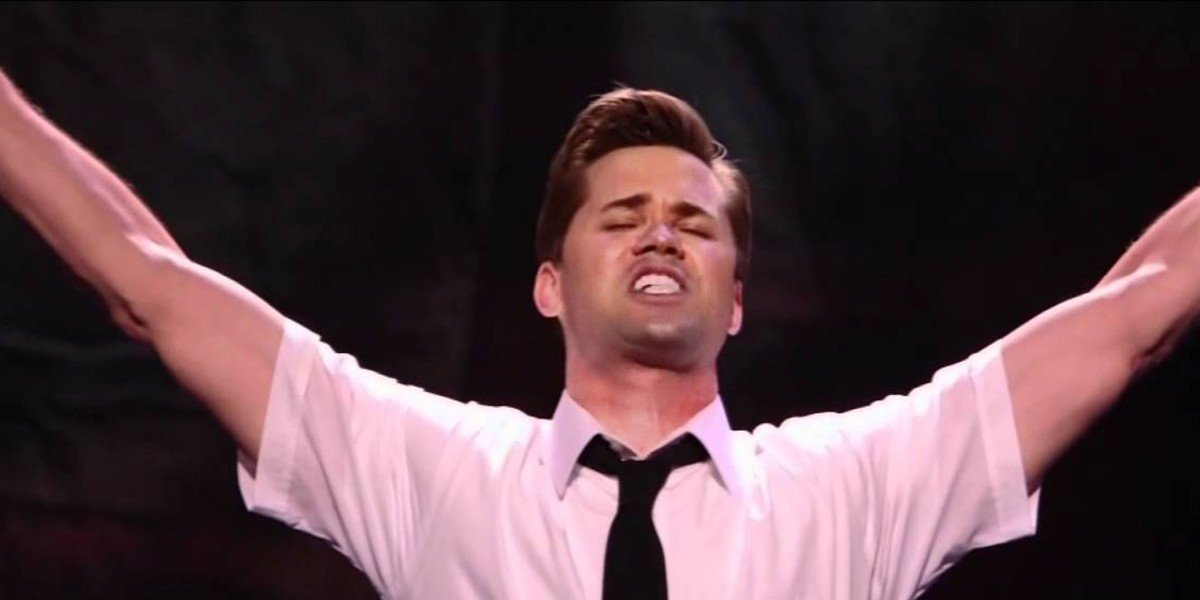 Andrew Rannells - The Book of Mormon CBS Tony Awards