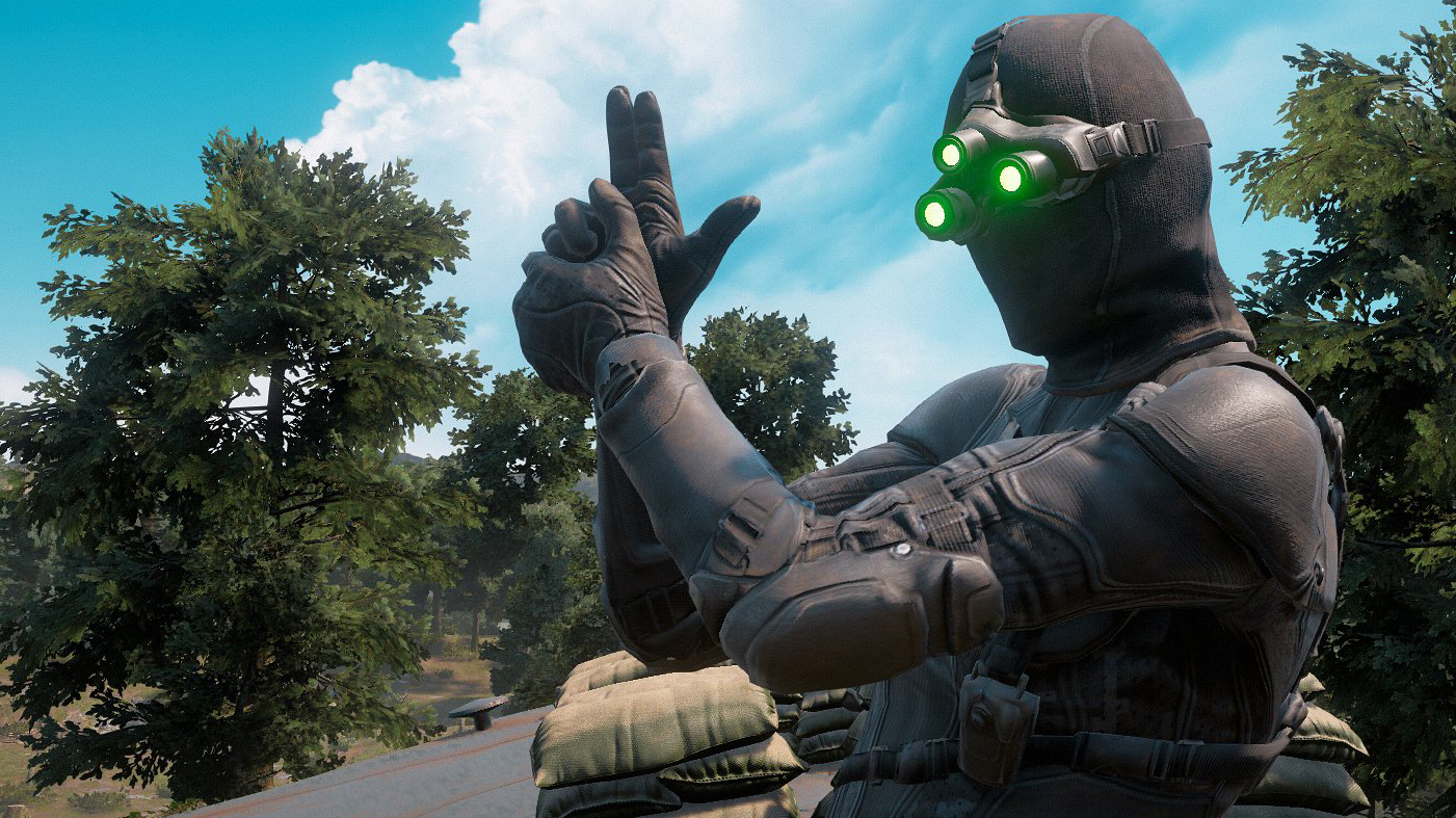 Far Cry New Dawn Easter Eggs Reference Splinter Cell Assassin S Creed Rabbids Pc Gamer