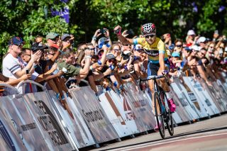 Chloe Dygert-Owen (Sho-Air Twenty20) made it four stage wins out of four at the Colorado Classic