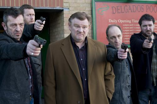 Perrier's Bounty - Brendan Gleeson's Dublin underworld kingpin and his henchmen