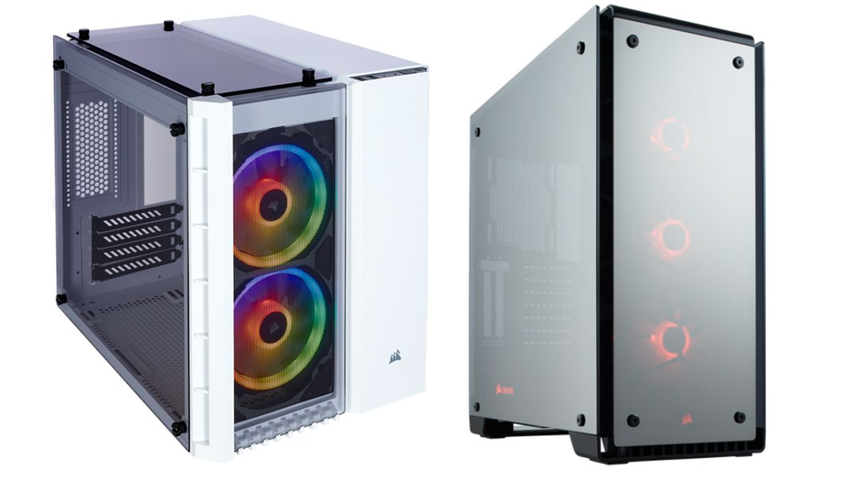 The best PC cases for gaming 2019 | GamesRadar+