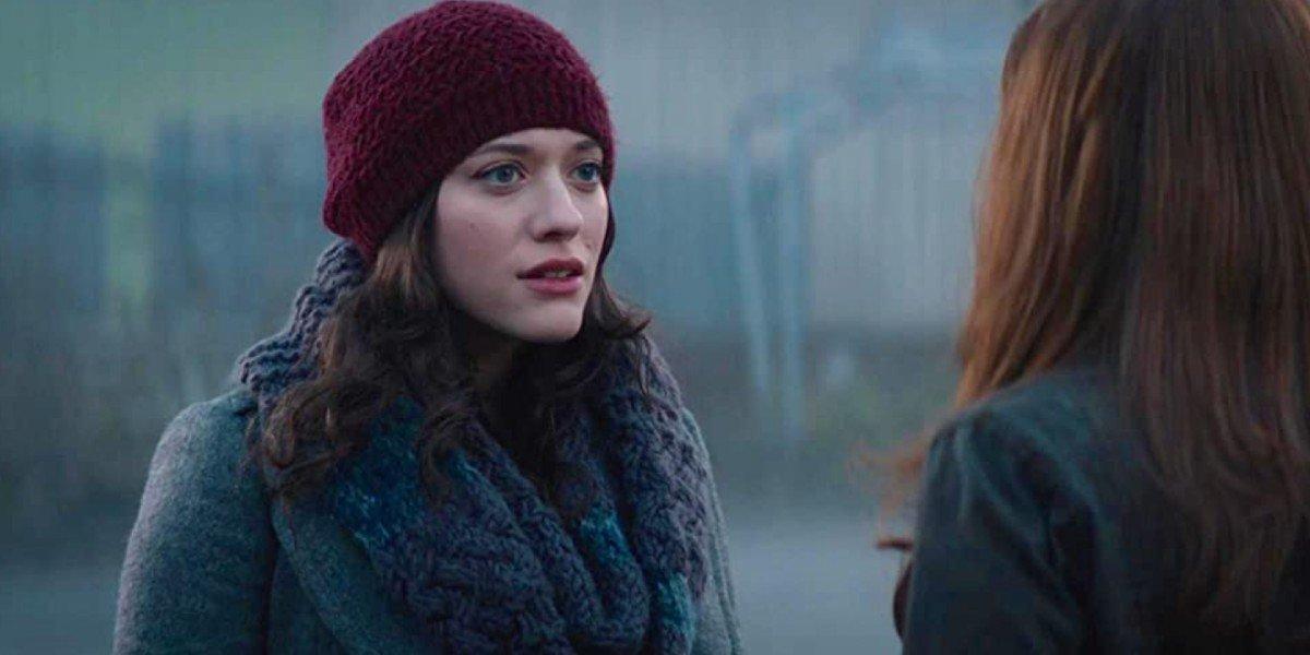 Kat Dennings in Thor: The Dark World