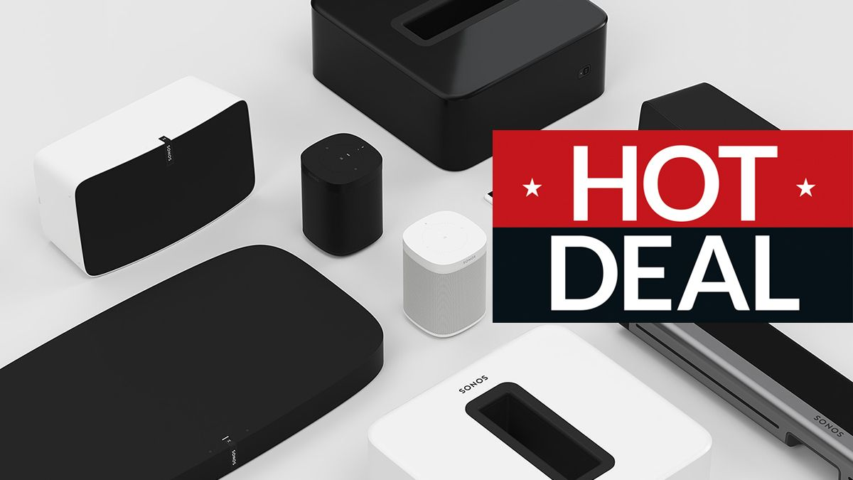 Sonos sale deals: LAST CHANCE to get the cheapest ever prices on Sonos Beam, Move, One – do NOT wait for Cyber Monday