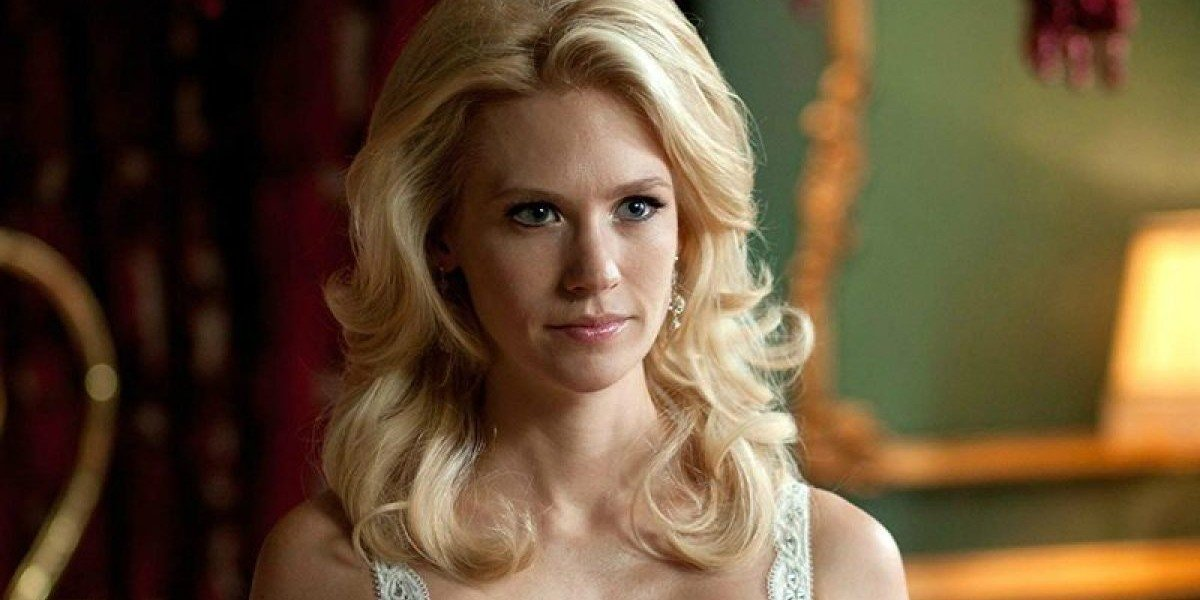 January Jones - X-Men: First Class