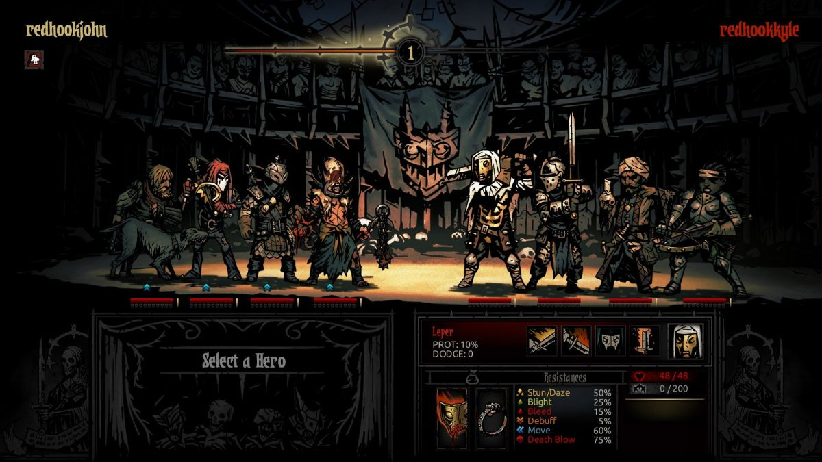 Darkest Dungeon is getting PvP DLC in May