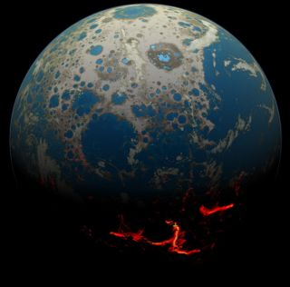 Close-Up of the Early Earth
