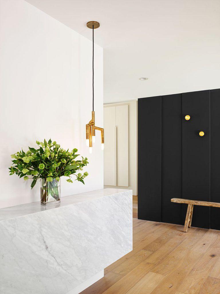 hallway ideas with concealed storage