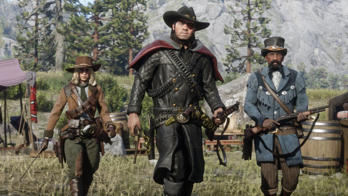 Zombies are appearing in Red Dead Online and could be teasing Undead Nightmare 2