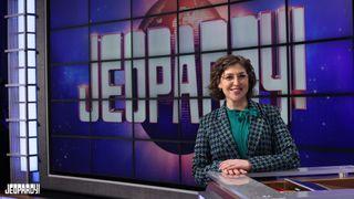 Jeopardy! guest host Mayim Bialik