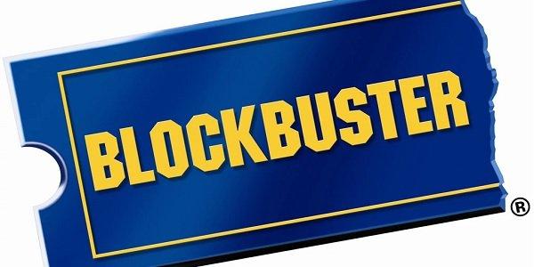 Blockbuster Video classic logo