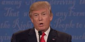 The Hilarious Request Donald Trump Had When He Appeared On The Nanny