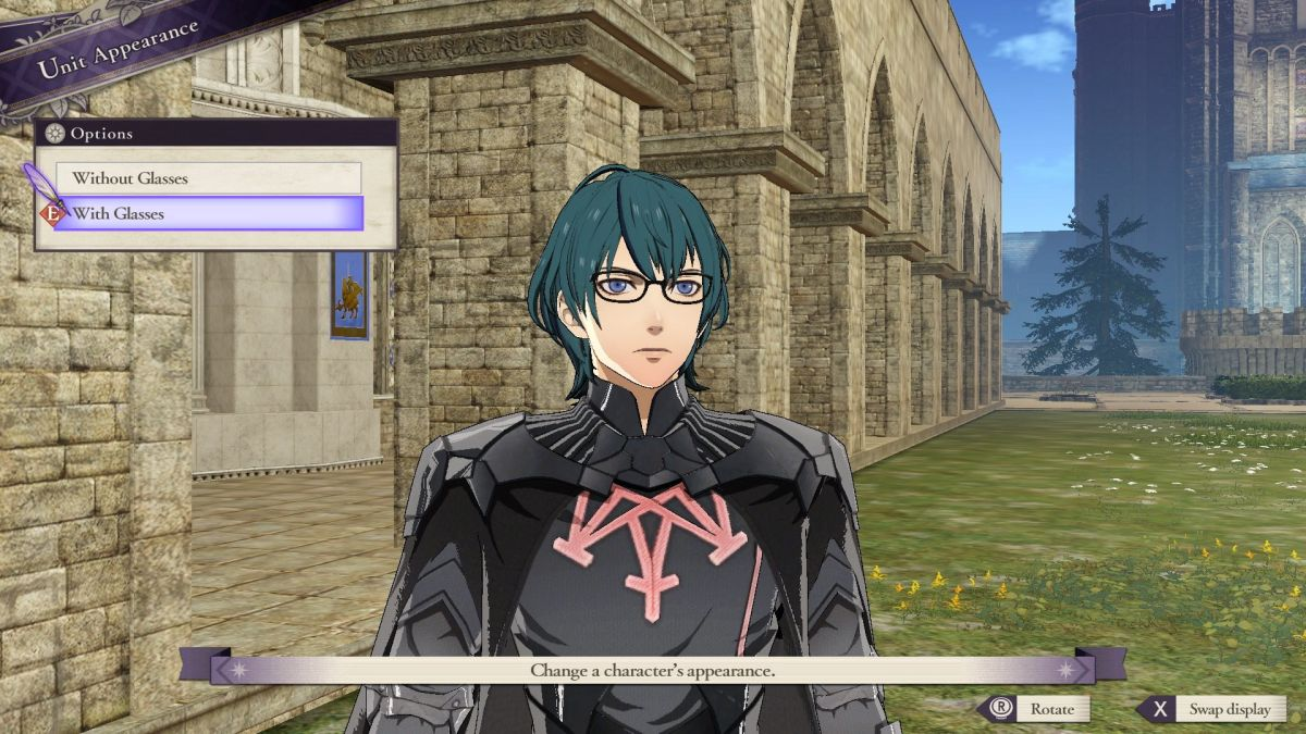 It looks like the next Fire Emblem: Three Houses DLC has been revealed