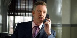 Resurfaced Spider-Man Test Footage Shows J.K. Simmons Was Always Perfect For J. Jonah Jameson