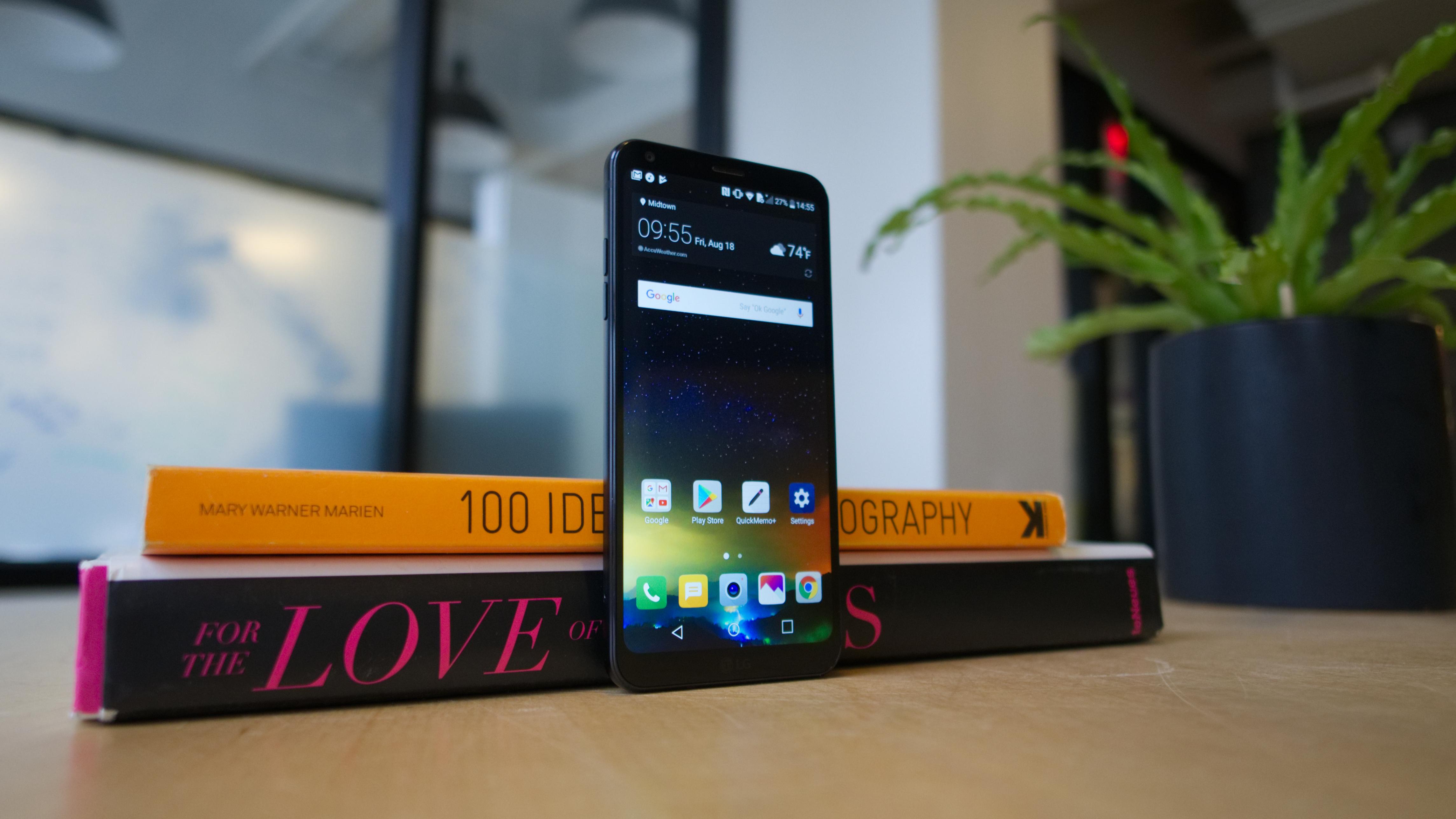 LG Q6 review | TechRadar
