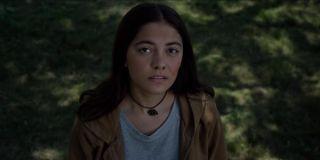 Blu Hunt as Danielle Moonstar in The New Mutants