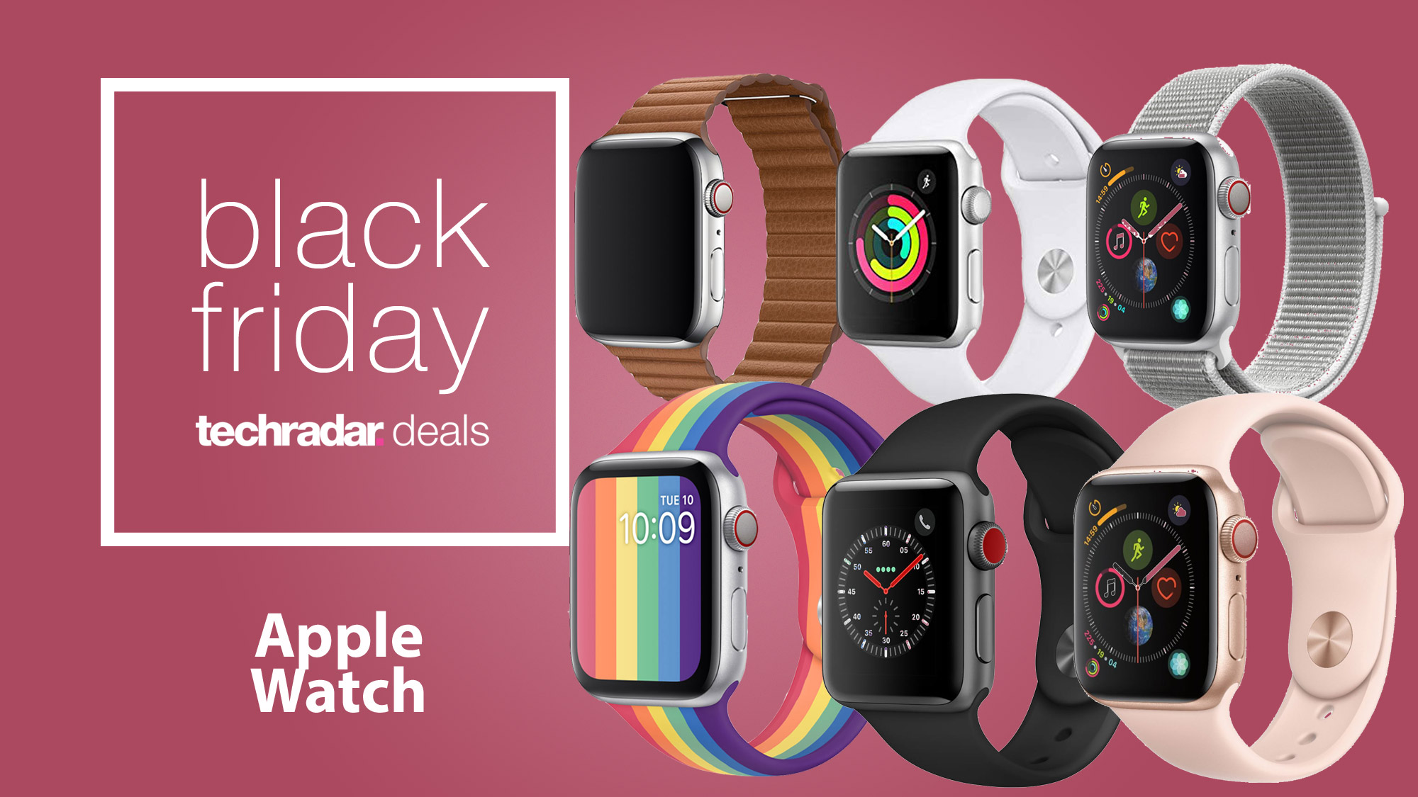 Black Friday Apple Watch Deals 2020 The Best Early Deals So Far Techradar